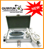 quantum diagnostic analyzer